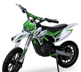 Pocket Dirtbike Elektro 500 Watt