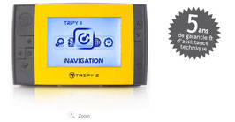 Le pack GPS Tripy II - Europe