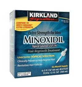 Tratamiento para 6 meses con gotero - Kirkland