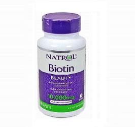 Biotin 10,000 mcg -  Natrol