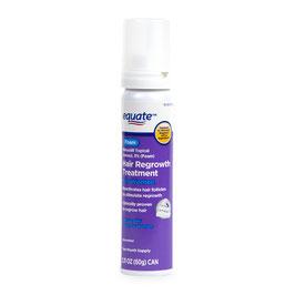 Minoxidil Equate para mujer (Espuma) - 2 meses de uso