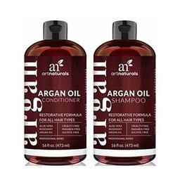 Shampoo y acondicionador de Argan- Moroccan Oil