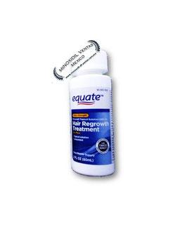 Minoxidil Equate para 1 mes de uso (Liquido)
