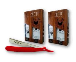 Kit Minox5 Beard + navaja de afeitar