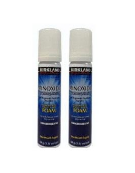Minoxidil 5% Espuma- Kirkland - 2 meses
