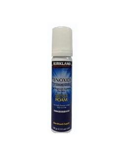 Minoxidil Kirkland en Espuma (Foam) - 1 mes
