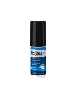 Minoxidil Rogaine liquido - 1 mes de uso