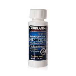 Minoxidil kirkland para 1 mes de uso