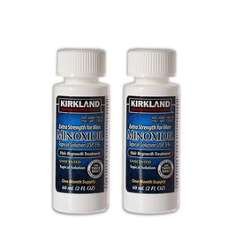 Minoxidil 5% para 2 meses de uso
