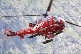 HELICOPTERE POMPIER N°604