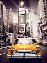 TAXI  NEW YORK N°534
