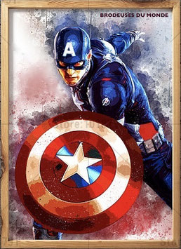 CAPTAINE AMERICA N°