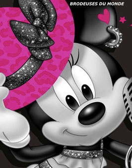 MINNIE CHAPEAU N°607