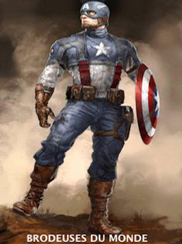 CAPTAINE AMERICA N° 647