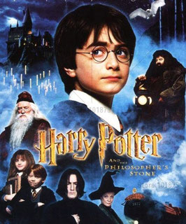 HARRY POTTER N°