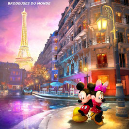 MICKEY A PARIS  N°46