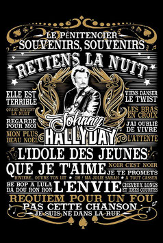 JOHNNY LES CHANSONS N