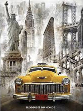 TAXI  NEW YORK N°584