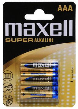 AAA Super Alkaline Batterien