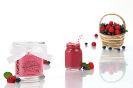 "Bougie parfumée ""Sooo Berry"" (boucles d'oreilles) - JewelCandle"