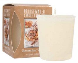 "Bougie parfumée ""Remember When"" 56g - Bridgewater"