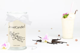 "Bougie parfumée ""Creamy Vanilla"" (collier) - JewelCandle"