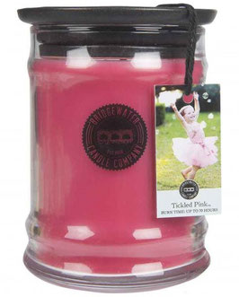 "Bougie parfumée ""Tickled Pink"" 250g - Bridgewater"