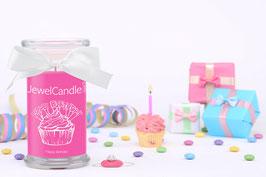 """Bougie parfumée """"Happy Birthday"""" (bracelet) - JewelCandle"""