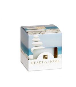 """Bougie parfumée """"Eveil Des Sens"""" 53g - Heart & Home"""