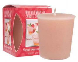 "Bougie parfumée ""Sweet Summer Tea"" 56g - Bridgewater"