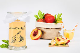 "Bougie parfumée ""Tropical Peach"" (bracelet) - JewelCandle"