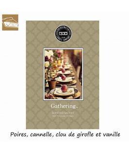 "PRÉCOMMANDE Sachet parfumé ""Gathering"" - Bridgewater"