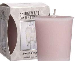 "Bougie parfumée ""Sweet Grace"" 56g - Bridgewater"