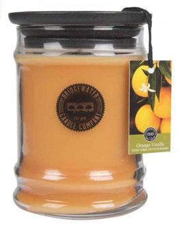 "Bougie parfumée ""Orange Vanilla"" 250g - Bridgewater"