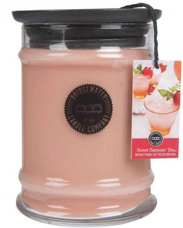 "Bougie parfumée ""Sweet Summer Tea"" 250g - Bridgewater"
