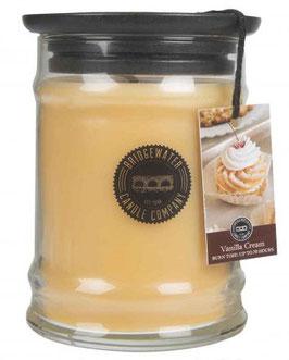 "Bougie parfumée ""Vanilla Cream"" 250g - Bridgewater"
