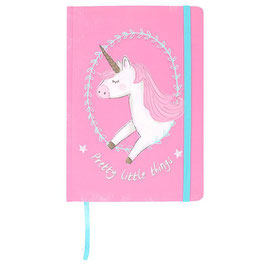 "Carnet licorne ""Pretty Little Things"" A5"