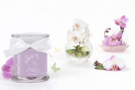 """Bougie parfumée """"Thai Orchid"""" (boucles d'oreilles) - JewelCandle"""