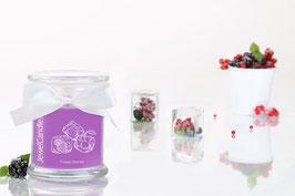 """Bougie parfumée """"Frozen Berries (boucles d'oreilles) - JewelCandle"""