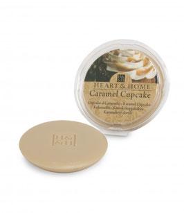 "Galet de cire parfumé ""Caramel Cupcake"" 26g - Heart & Home"