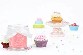 """Bougie parfumée """"Sugar Babe"""" (Boucles d'oreilles) - JewelCandle"""
