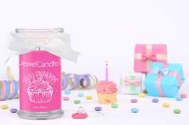 "Bougie parfumée ""Happy Birthday"" (collier) - JewelCandle"