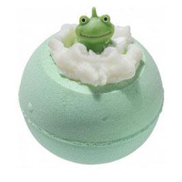 "Boule de bain ""It's Not Easy Being Green"" 160g - Bomb Cosmetics"