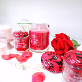 "Bougie parfumée ""Rose Rouge"" 340g - Heart & Home"
