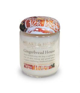 """Bougie parfumée """"Pain D'épices"""" 115g - Heart & Home"""