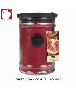 "Bougie parfumée ""Pomegranate"" 524g - Bridgewater"