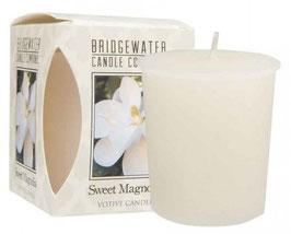 "Bougie parfumée ""Sweet Magnolia"" 56g - Bridgewater"
