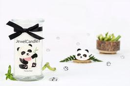 """Bougie parfumée """"Panda Bear"""" (bague) - JewelCandle"""