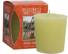"Bougie parfumée ""Fresh Apple"" 56g - Bridgewater"