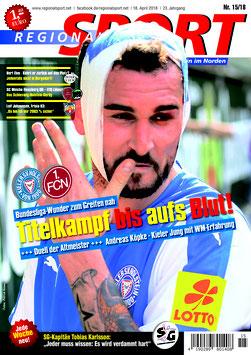 RegionalSport-Ausgabe (15/2018)